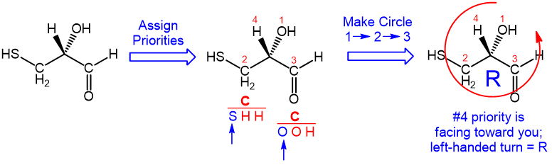 Assigning R and S 2nd Example