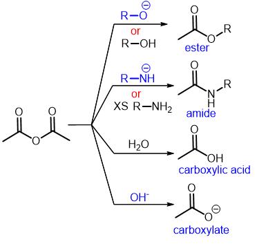 interconversion of carboxylic acid derivatives 03